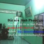 Bán nhà cấp 4 sau lưng bệnh viện tỉnh Bình Phước